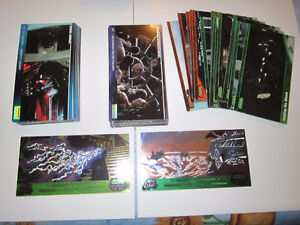 Topps Star Wars Widevision Non Sport Trading Cards Lot of 69