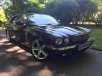 Jaguar XJ SPORT PREMIUM TDVI AUTO,IVORY LEATHER,SATNAV,FSH