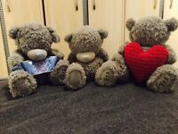 Collection of me 2 you bears