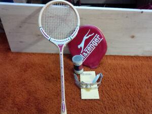 Vintage Squash Racquet for Sale.