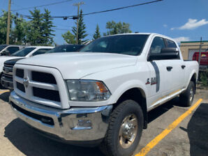 2013 Dodge Power Ram 2500 Diesel Pickup Truck