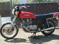 1977 SUZUKI GS750 REALLY GOOD CONDITION $2500