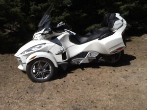 2012 RT Touring CanAm Spyder