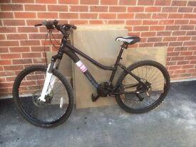 Claude Butler mountain bike..