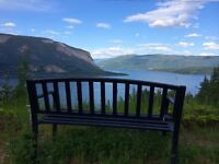 3/4 Bedroom House 8 km from Salmon Arm
