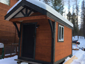Backyard Bunkie Cabins