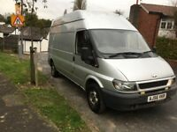 56 ford transit 2.3efi t280 140ps BI-fuel plylined LPG