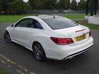 Mercedes-Benz E250 2.1CDI ( 204bhp ) 7G-Tronic Plus 2014MY AMG Sport