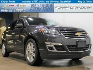 "2014 Chevrolet Traverse 1LT | AWD | 20""s 