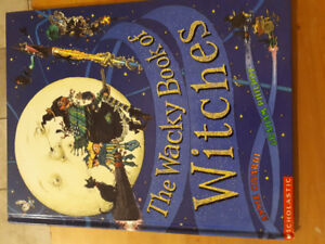 Hard to find - The Wacky Book of Witches