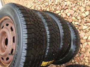 4 205/65/15 Nordic Winter Tires