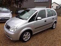 2004 Vauxhall/Opel Meriva 1.7CDTi 16v (a/c) Enjoy / 2 keys/ Nice Car
