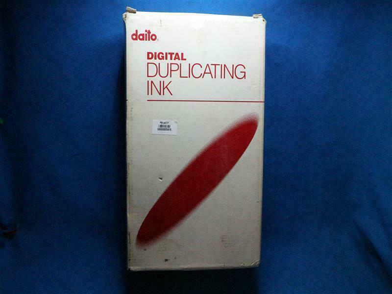 Daito RO-GR/RC/RA Duplicating Ink