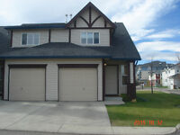 Two Story townhouse is available for rent immediately