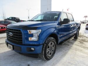2017 Ford F-150 XLT SPORT CERTIFIED PRE-OWNED