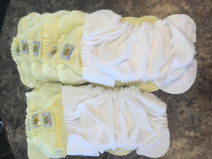 AMP Cloth Diapers New
