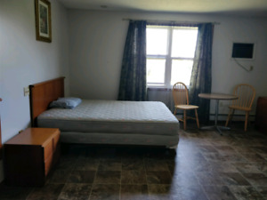 Appartment available in Souris