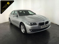 2012 BMW 520D EFFICIENT DYNAMICS DIESEL 1 OWNER SERVICE HISTORY FINANCE PX