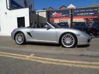 2005 Porsche Boxster 3.2 987 S Tiptronic S 2dr