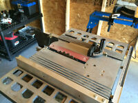 Craftsman Table saw for sale and stand !!