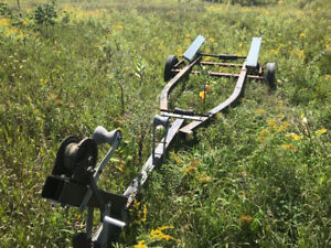 16 Foot Boat Trailer for Sale