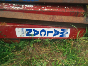 4 Post drive on      Car Lift Hoist     Trades welcome