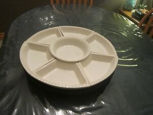 LARGE 8 PIECE LAZY SUSAN