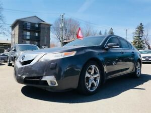 Acura TL Tech Package-3.7L w-Nav Pkg-Awd-Camera 2009