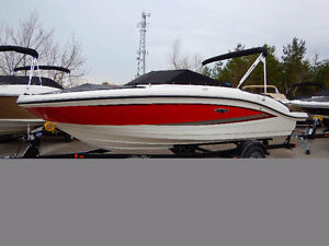 New Non-Current Sea Ray Approx  $160 bi weekly with trailer Kawartha Lakes Peterborough Area image 1