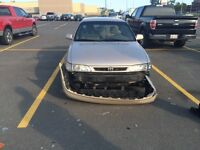 Hit and Run in Regent Mall parking lot Friday Afternoon