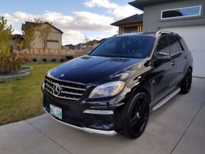 2012 Mercedes-Benz ML63AMG, PERFORMANCE PACKAGE