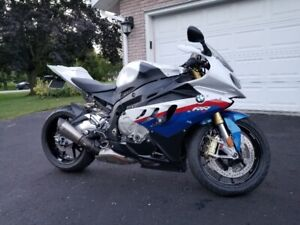 2011 BMW S1000RR Motorcycle