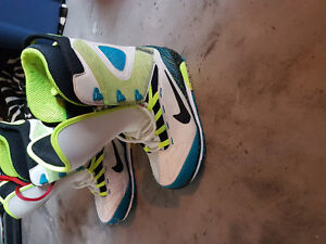 Nike zoom air mens boots
