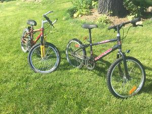 Kid's Parts Bike's!