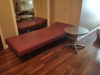 MCM Day Bed CIRCA 1950s - 1960s HIP HYPNOTHERAPIST COUCH