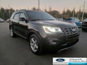 2017 Ford Explorer XLT 4WD|3.5L|Rem Start|Nav|Twin Panel Moonroo