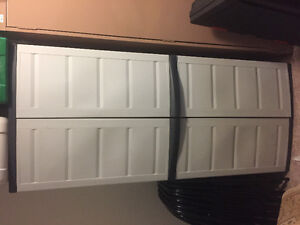 Plastic cabinet for sale