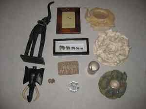 Miscellaneous Lot of Elephant Collectibles - $30.00 obo