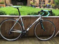 Bianchi C2C 54 cm road bike