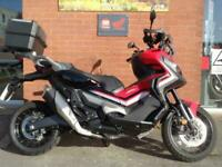 HONDA X-ADV750 FITTED WITH HONDA TOP BOX ONLY 9 MILES