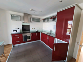 High Gloss full complete kitchens for sale