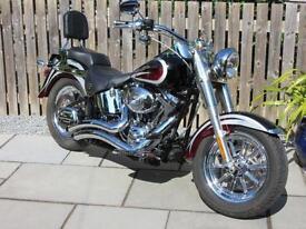 2006 Harley-Davidson Softail 1450 FLSTFI Fat Boy