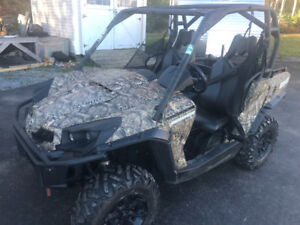 2016 CAN AM 800 COMMANDER XT( SOLD ) $80.00