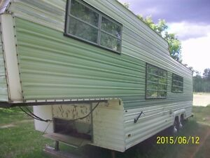 Parting out older 30' fifth wheel RV - UPDATED AD Strathcona County Edmonton Area image 2