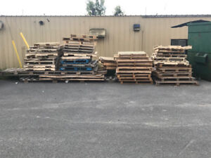 Pallets for Free!