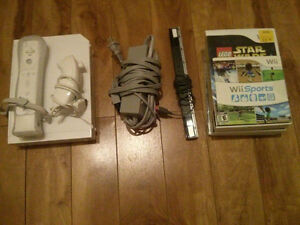 Wii Bundles with Six Games