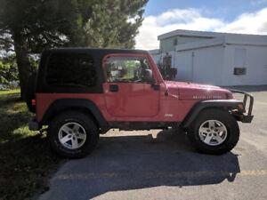 2006 Jeep TJ Rubicon for Sale