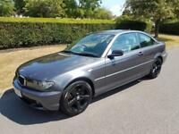 BMW 3 SERIES 318 (2.0) Ci ES - COUPE - 2 DOOR - 2005 - GREY **LOW MILES**