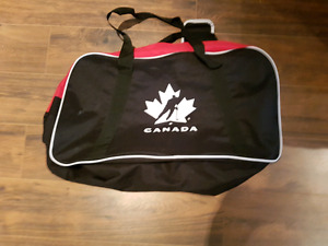 Canada hockey bag