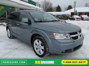 2010 Dodge Journey R/T AUT V6 AWD A/C CUIR MAGS NAVI CAMERA  7 P